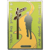 Long Distance Hikers Geocoin LE [Eifel Rhein]