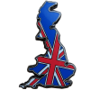 Smitten with Britain Geocoin