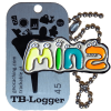 Mini Minz Geocoin & 1* TB-Logger Travelbug